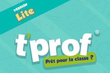 Découvrir la formation T-Prof pour devenir enseignant